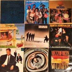 Discos de vinilo: LOTE 9 LP'S DISCO DANCE. Lote 237029740