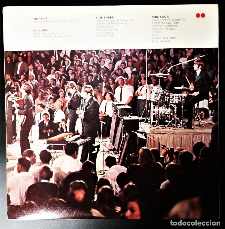 Discos de vinilo: Beatles - Vancouver 1964 / Mega Rare FAB-Four Record - Foto 8 - 237037930
