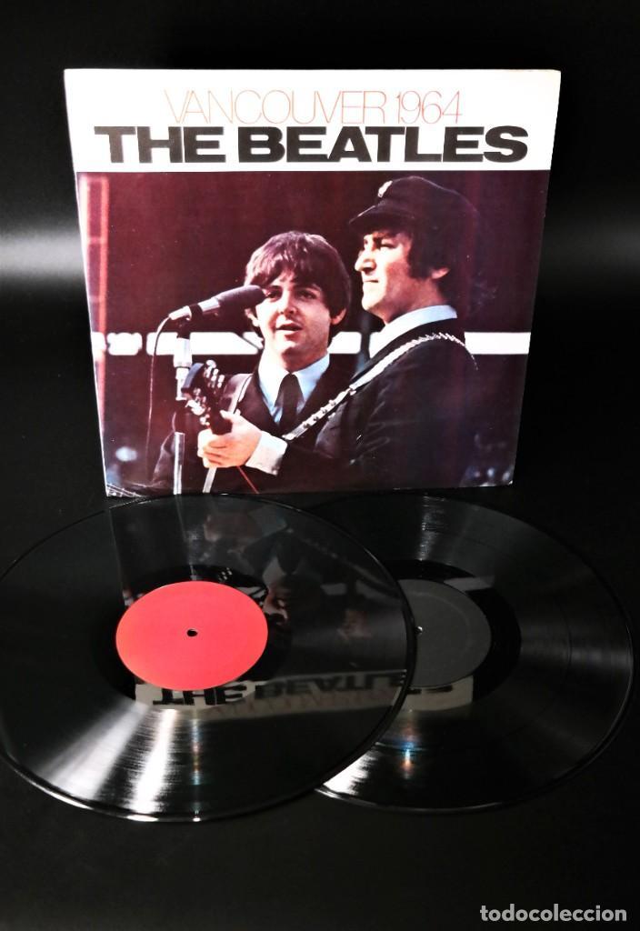 BEATLES - VANCOUVER 1964 / MEGA RARE FAB-FOUR RECORD (Música - Discos - LP Vinilo - Pop - Rock Internacional de los 50 y 60)