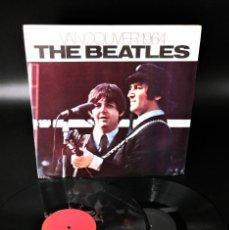 Discos de vinilo: BEATLES - VANCOUVER 1964 / MEGA RARE FAB-FOUR RECORD. Lote 237037930