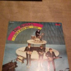 Disques de vinyle: THE BEATLES LP 30 AÑOS DE MÚSICA ROCK SALVAT. Lote 237041910