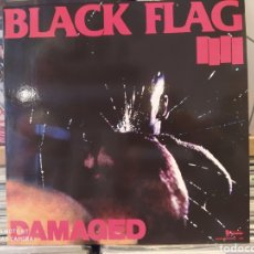 Discos de vinilo: BLACK FLAG ‎– DAMAGED . LP VINILO NUEVO. PUNK HARDCORE. Lote 237056595