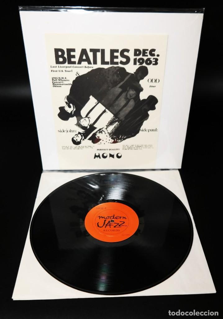 BEATLES - DEC.1963 - LAST LIVERPOOL CONCERT BEFORE FIRST U.S. TOUR! HARD TO FIND ! (Música - Discos - LP Vinilo - Pop - Rock Internacional de los 50 y 60)