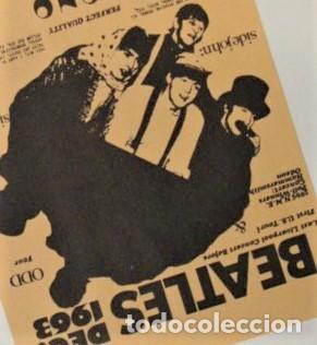 Discos de vinilo: Beatles - Dec.1963 - Last Liverpool Concert Before First U.S. Tour! Hard To Find ! - Foto 7 - 237059860