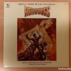 Discos de vinilo: HERCULES PINO DONAGGIO ORIGINAL USA 1983 VARÈSE SARABANDE COMO NUEVO!!!. Lote 237060870