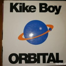 Discos de vinilo: LOTE 2 DISCOS MAKINA. FRENETIC SYSTEM - FRENETIC SYSTEM,1994 Y KIKE BOY-ORBITAL,1992. Lote 237065985