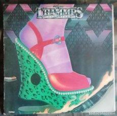 Discos de vinilo: THE TRAMMPS – DISCO INFERNO LP, SPAIN 1977. Lote 237070240