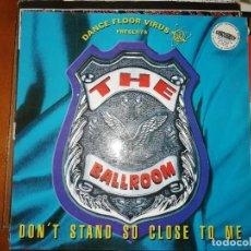 Discos de vinilo: LOTE 2 DISCOS DOWNTEMPO. NORMAN COOK Y DANCE FLOOR VIRUS. Lote 237074650
