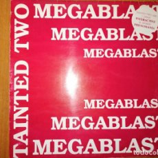 Discos de vinilo: LOTE 2 DISCOS ACID. FAX YOURSELF FEATURING CARRIE ANN Y TAINTED TWO/ THE MEGABLAST. Lote 237075930