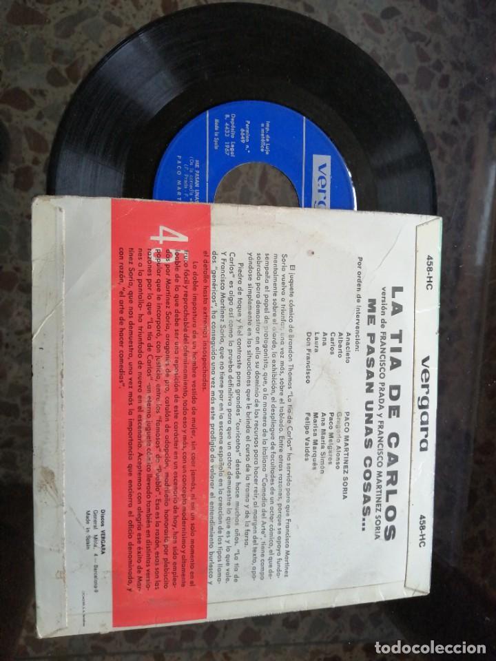 Discos de vinilo: PACO MARTÍNEZ SORIA en La Tia de Carlos - Foto 2 - 237076940