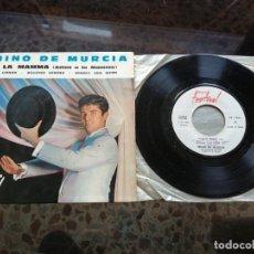 Discos de vinilo: NINO DE MURCIA : LA MAMMA. Lote 237079280