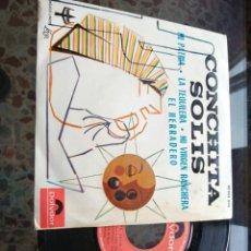 Discos de vinilo: CONCHITA SOLIS EPH 1964 POLYDOR. Lote 237080910