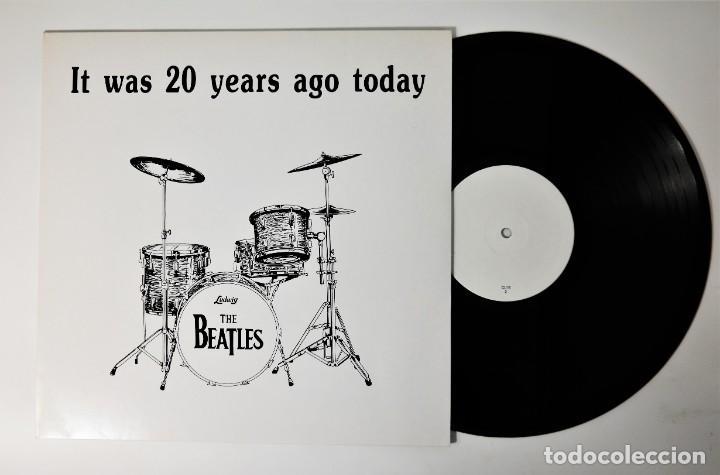 Discos de vinilo: The Beatles – It Was 20 Years Ago Today - Foto 4 - 237104740