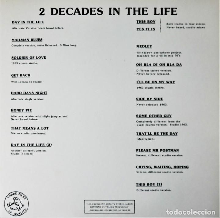 Discos de vinilo: The Beatles – It Was 20 Years Ago Today - Foto 7 - 237104740