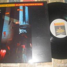 Discos de vinilo: DEPECHE MODE BLACK CELEBRATION STUMM26 2007 LIMITED EDITION, GATEFOLD EDITADO EU. Lote 237108080