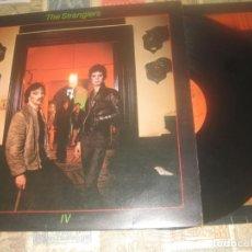 Discos de vinilo: THE STRANGLERS - RATTUS NORVEGICUS - +ENCARTE (1977 UNITED ARTISTS RECORDS ?– ) OG ENGLAND. Lote 237108700