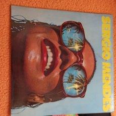 Discos de vinilo: SERGIO MENDES ALEGRÍA LP HISPAVOX 1980. Lote 237115125