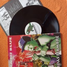 Discos de vinilo: TIJUANA IN BLUE TE APELLIDAS FIAMBRE GATEFOLD 1991. Lote 237127070