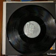 Discos de vinilo: LOTE 2 DISCOS DOWNTEMPO. SNOWBOY-FEATURING NOEL MEKOY Y RANDY BUSH – TAKE MY HEART,1993. Lote 237127515