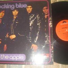 Discos de vinilo: SHOCKING BLUE EVE AND & THE APPLE (POLYDOR 72) RAROORIG ALEMÁN. Lote 237130670