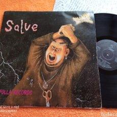 Discos de vinilo: LA POLLA SALVE OIHUKA. Lote 237137180