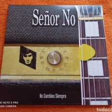 Discos de vinilo: SEÑOR NO - NO CAMBIES SIEMPRE LP. Lote 237140070
