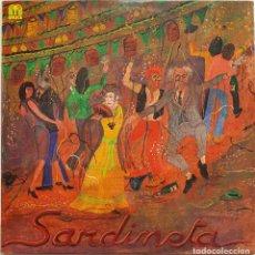 Discos de vinilo: SARDINETA. LP EDITADO POR SAUCE. 1979.. Lote 237154680
