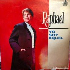 Discos de vinilo: LP ARGENTINO DE RAPHAEL AÑO 1965. Lote 237164300