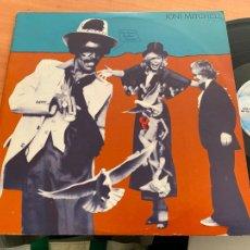 Discos de vinilo: JONI MITCHELL (DON JUAN RECKLESS DAUGHTER) 2 X LP GAT. BB-701 (B-20). Lote 237178360