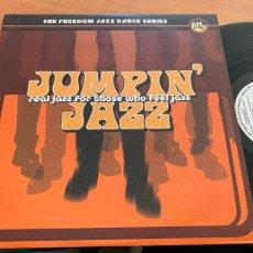 Discos de vinilo: JUMPIN' JAZZ (THE FREEDOM JAZZ DANCE SERIES) LP (B-20). Lote 237180160