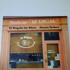 Discos de vinilo: EL REGALO DE SILVIA – DREAM FACTORY EDICIÓN 1993. Lote 237166225