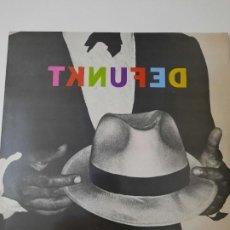 Discos de vinilo: DEFUNKT – DEFUNKT ED.ESPAÑOLA 1982. Lote 237150875