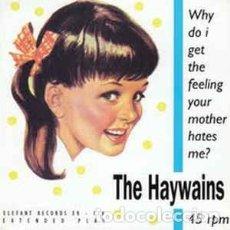 Discos de vinilo: THE HAYWAINS EP NUEVO ELEFANT. Lote 237197645