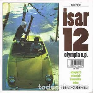 ISAR 12 OLYMPIA EP VINILO BLANCO NUEVO ELEFANT (Música - Discos de Vinilo - EPs - Otros estilos)