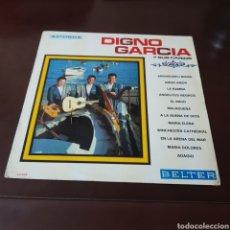 Discos de vinilo: DIGNO GARCIA Y SUS CARIOS 1967 BELTER. Lote 237199235
