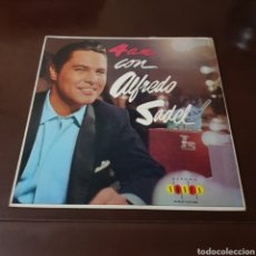 Discos de vinilo: 4 A.M. CON ALFREDO SADEL - DISCOS SONUS - HABANA CUBA. Lote 237200620