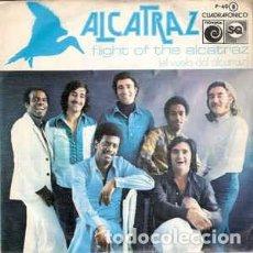 Discos de vinilo: ALCATRAZ EL VUELO DEL ALCATRAZ. Lote 237202670