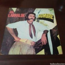 Discos de vinilo: JOSE LARRALDE - HOMBRE 1971 LP RCA VICTOR. Lote 237202915