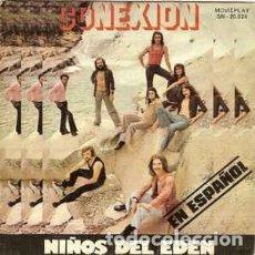 Discos de vinilo: CONEXIÓN NIÑOS DEL EDÉN EN ESPAÑOL. Lote 237203055