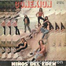 Discos de vinilo: CONEXIÓN NIÑOS DEL EDÉN. Lote 237203115