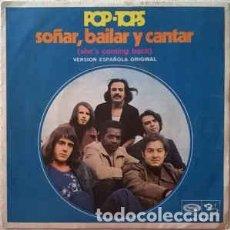 Discos de vinilo: POP TOPS SOÑAR, BAILAR Y CANTAR. Lote 237203420