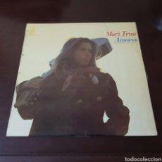 Discos de vinilo: MARI TRINI - AMORES. Lote 237203750