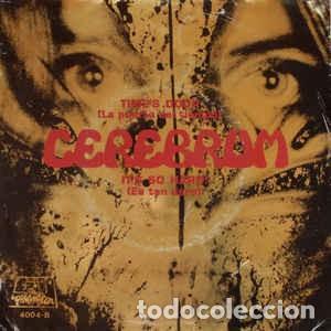 CEREBRUM - EP 10 PULGADAS WAH WAH RECORDS (Música - Discos de Vinilo - Maxi Singles - Grupos Españoles de los 70 y 80)