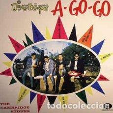 Discos de vinilo: THE CAMBRIDGE STONES DISCOTHEQUE A GO GO ELECTRO HARMONIX. Lote 237205265