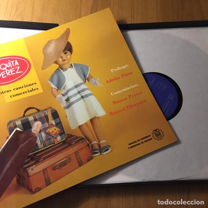 Discos de vinilo: MARIQUITA PEREZ CAJA 2 VINILOS CON LIBRETO PRECIOSA Y PERFECTAMENTE CONSERVADA - Foto 3 - 237251315