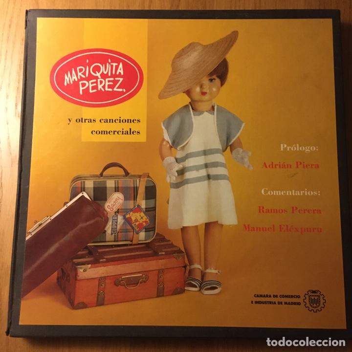 MARIQUITA PEREZ CAJA 2 VINILOS CON LIBRETO PRECIOSA Y PERFECTAMENTE CONSERVADA (Música - Discos - LP Vinilo - Otros estilos)
