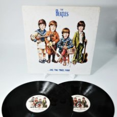 Discos de vinilo: THE BEATLES ‎– ...ONE, TWO, THREE, FOUR!. Lote 237251420