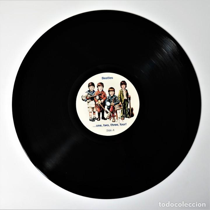 Discos de vinilo: The Beatles – ...One, Two, Three, Four! - Foto 3 - 237251420