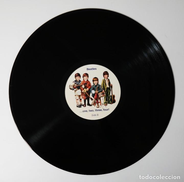 Discos de vinilo: The Beatles – ...One, Two, Three, Four! - Foto 4 - 237251420