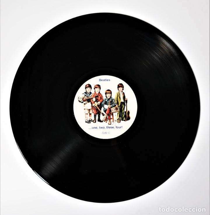 Discos de vinilo: The Beatles – ...One, Two, Three, Four! - Foto 9 - 237251420